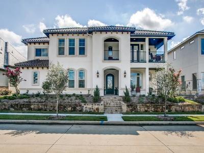 Mckinney Single Family Home For Sale: 5105 Settlement Way