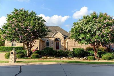 Carrollton Single Family Home For Sale: 4244 Fairway Drive