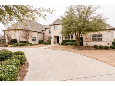 McKinney Single Family Home For Sale: 5705 S Woodcreek Circle