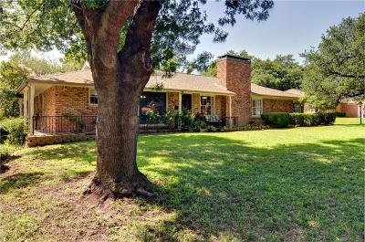 Fort Worth Single Family Home Active Kick Out: 1805 Ems Road E