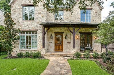 University Park Single Family Home For Sale: 4520 Potomac Avenue