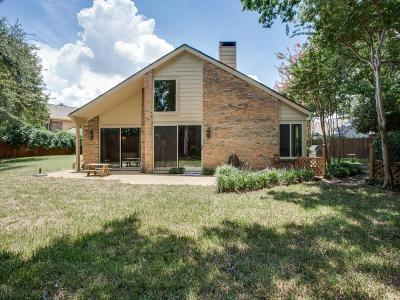 Addison Single Family Home For Sale: 4111 Leadville Place