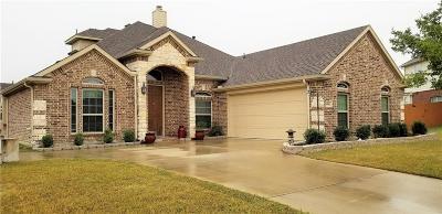 Single Family Home For Sale: 1306 E Oates Road