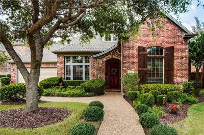 McKinney Single Family Home Active Option Contract: 7008 Langmuir Drive
