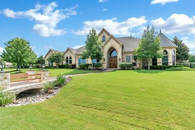 Flower Mound Single Family Home For Sale: 5500 Kelcourt Drive