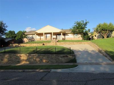 Irving Single Family Home For Sale: 3832 Buckingham Drive