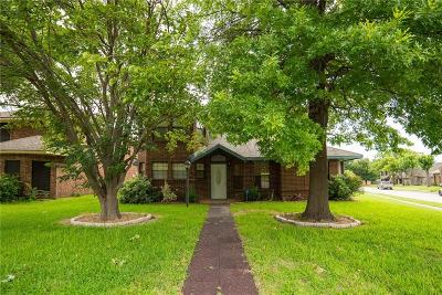 Rowlett Single Family Home Active Option Contract: 3912 Lois Circle