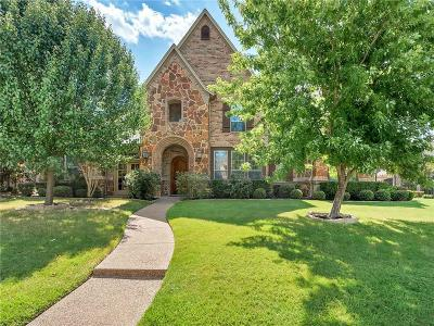 Grapevine Single Family Home For Sale: 3329 Van Zandt Court