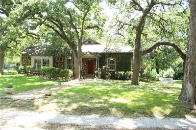 Hurst, Euless, Bedford Single Family Home For Sale: 3903 W Pipeline Road