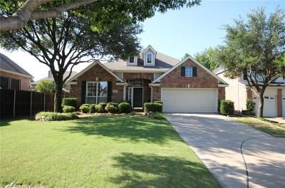 Frisco Single Family Home Active Option Contract: 2441 Spillway Circle