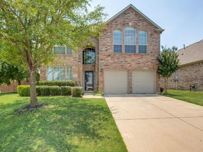 Fort Worth Single Family Home For Sale: 2844 Thorncreek Lane