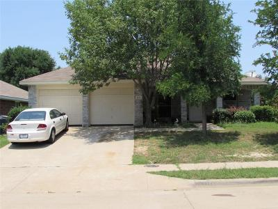 Dallas TX Single Family Home Active Contingent: $140,000