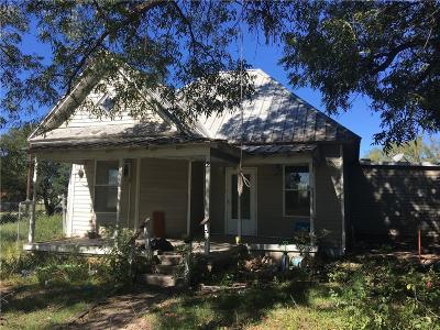 Mills County Single Family Home For Sale: 12 4th Street