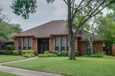 Plano Single Family Home Active Kick Out: 1708 Fernwood Drive