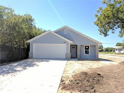 Tarrant County Single Family Home For Sale: 5537 Goodman Avenue