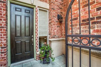 Highland Park, University Park Condo For Sale: 4125 Lovers Lane #C