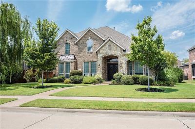 Frisco Single Family Home For Sale: 2692 Sleepy Hollow Trail