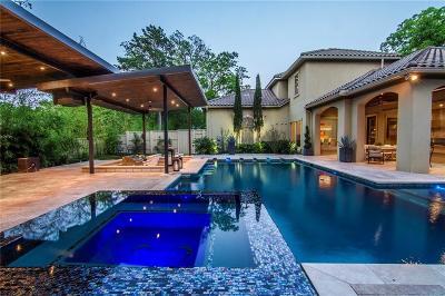 Dallas Single Family Home For Sale: 8647 Wingate Drive