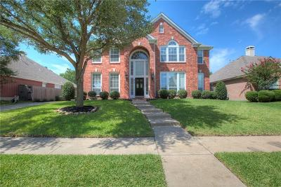 Keller Single Family Home For Sale: 917 Creekhollow Court