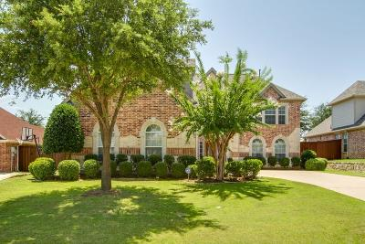 Highland Village Single Family Home For Sale: 2812 Butterfield Stage Road