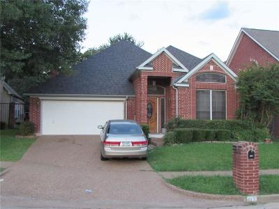 Irving Single Family Home For Sale: 816 Crest Ridge Drive