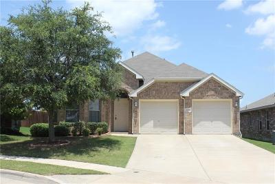 Fort Worth Single Family Home For Sale: 3913 Yarberry Court