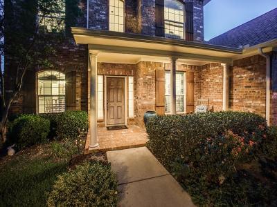 Crawford Farms Add Single Family Home For Sale: 10425 Grayhawk Lane