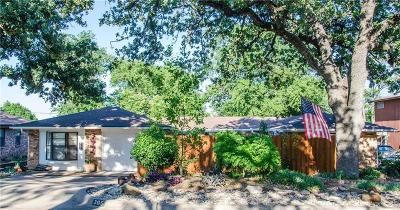 Euless Single Family Home For Sale: 305 Dickey Drive