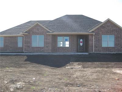 Howe Single Family Home For Sale: 3825 Bennett Road