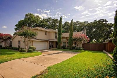 Hickory Creek Single Family Home For Sale: 20 Indian Trail