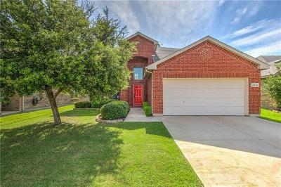 Fort Worth Single Family Home For Sale: 10536 Rising Knoll Lane