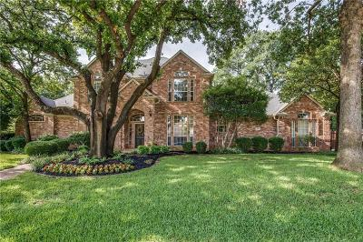 Southlake Single Family Home Active Option Contract: 950 Southview Trail