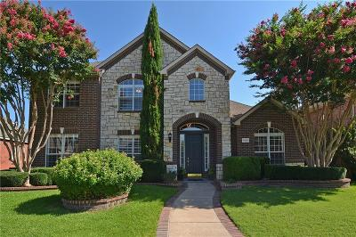 Plano Single Family Home Active Option Contract: 4209 Saltburn Drive
