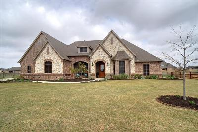 Justin Single Family Home Active Contingent: 13340 McAllen Lane