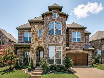 McKinney Single Family Home Active Contingent: 5601 Fern Valley Lane