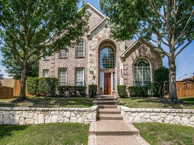 Frisco Single Family Home For Sale: 1819 Hollow Falls Court