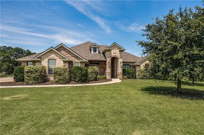 Hudson Oaks Single Family Home Active Option Contract: 310 Parker Oaks Lane