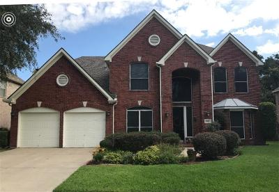 Keller Single Family Home Active Option Contract: 2809 Country Glen Lane