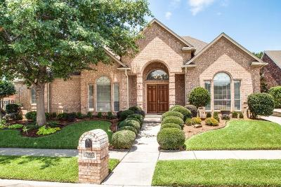 North Richland Hills Single Family Home For Sale: 7917 Coldshire Court
