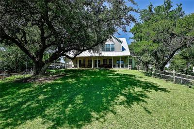 Azle Single Family Home For Sale: 6819 Silver Creek Azle Road