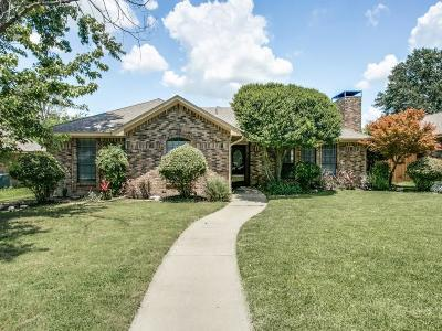 Allen Single Family Home Active Option Contract: 711 Spring Brook Drive