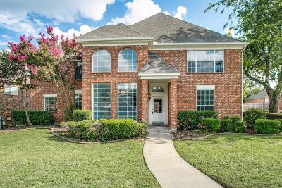 Carrollton Single Family Home For Sale: 1200 Osceola Trail