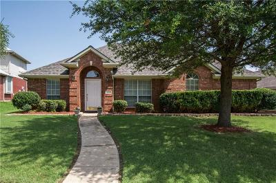 Frisco Single Family Home For Sale: 11608 Woodland Way