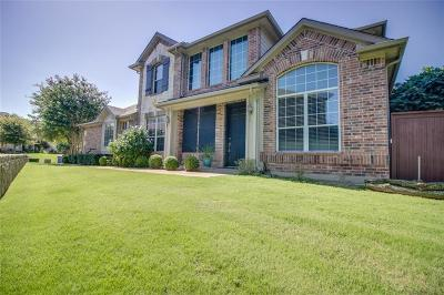 Garland Townhouse For Sale: 6207 Shoal Creek Trail