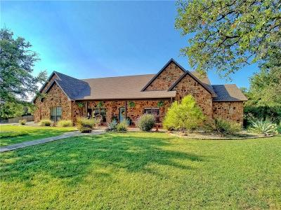 Weatherford Single Family Home For Sale: 657 Silver Spur Drive