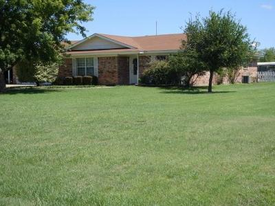 Graham Single Family Home For Sale: 107 Wolf Circle