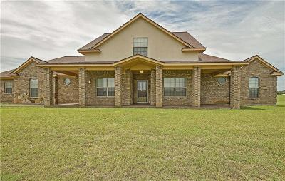 Stephenville Single Family Home For Sale: 1330 River Hills Road