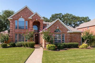 Colleyville Single Family Home Active Option Contract: 115 Mill Valley Drive