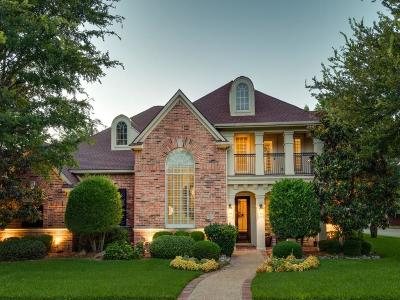 Frisco Single Family Home For Sale: 5649 Mallard Trace