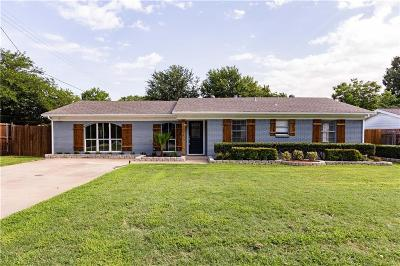 Grapevine Single Family Home For Sale: 1004 Surrey Lane